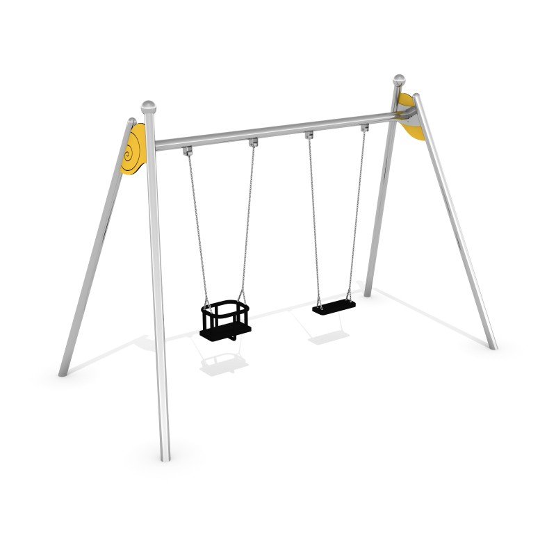 Playground Equipment for sale FRAMO 1 Professional manufacturer