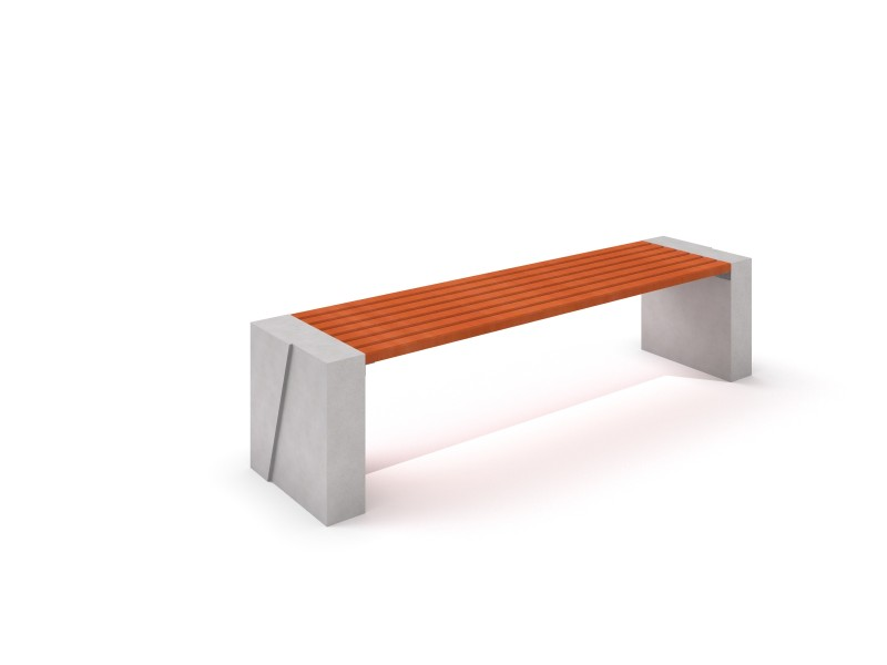 Inter-Play - DECO-Beton Sitzbank  10