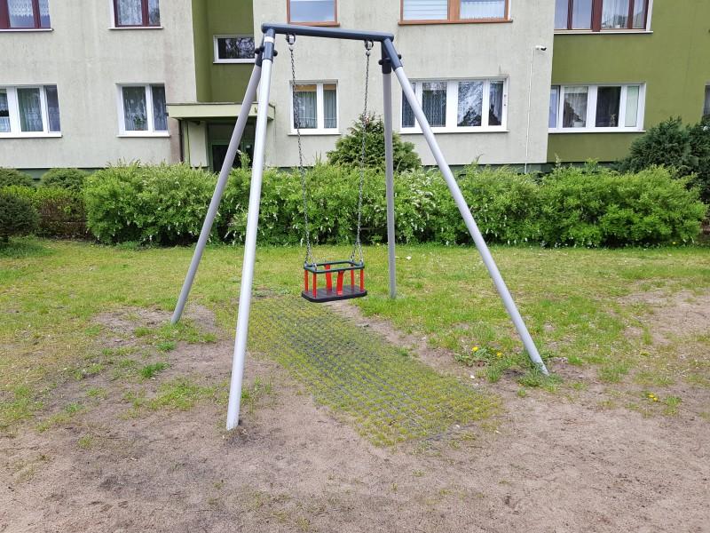 Inter-Play Spielplatzgeraete CROCUS 2