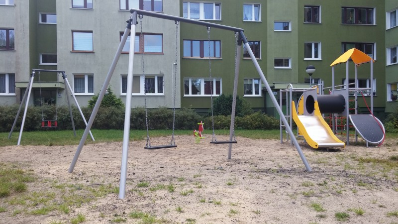 Inter-Play Spielplatzgeraete LAVENDER 1