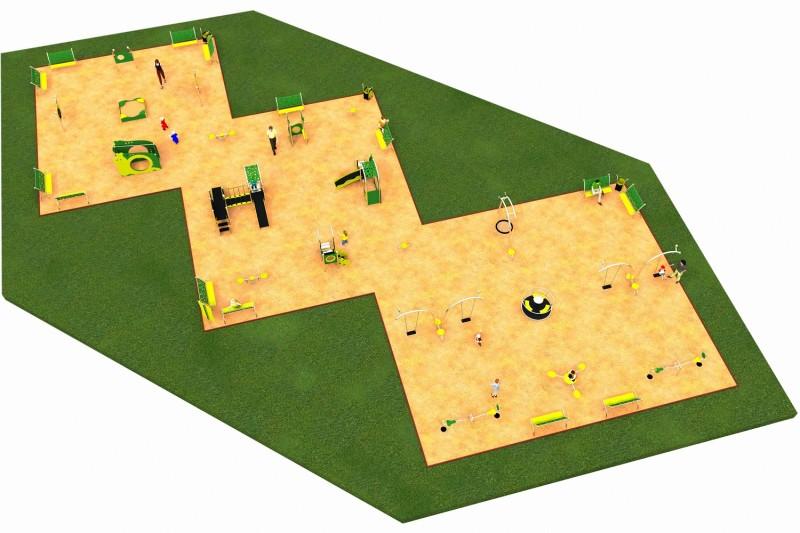 Inter-Play Spielplatzgeraete LIMAKO for toddlers layout 8
