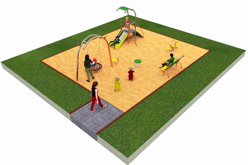 Inter-Play Spielplatzgeraete LIMAKO for kids layout 2