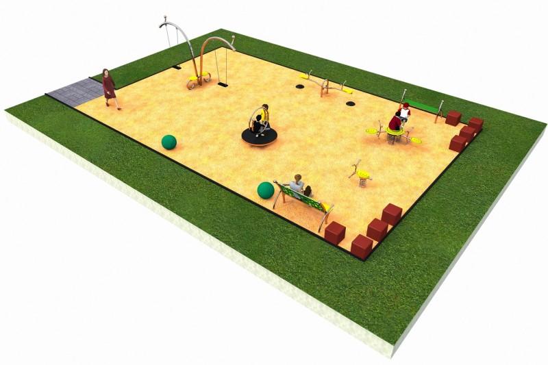 Inter-Play Spielplatzgeraete LIMAKO for kids layout 5