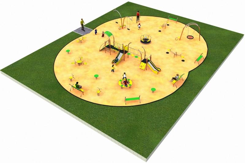 Inter-Play Spielplatzgeraete LIMAKO for kids layout 6