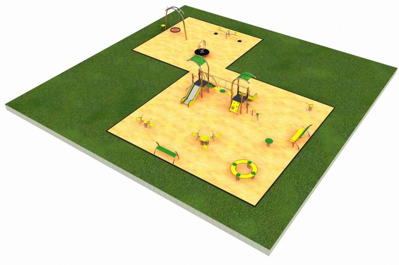 Inter-Play Spielplatzgeraete LIMAKO for kids layout 7