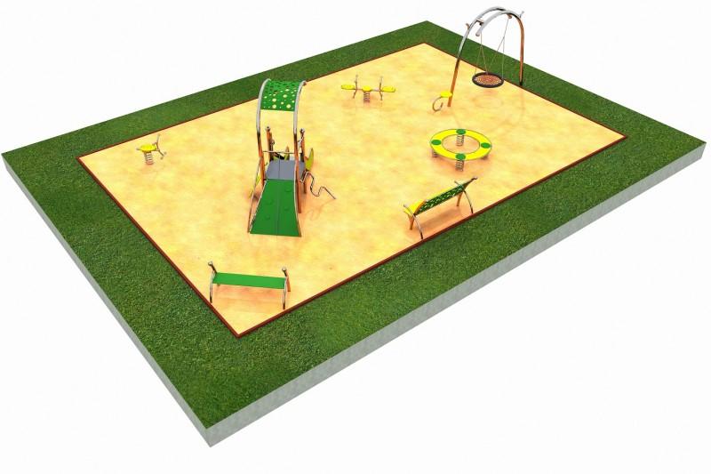 Inter-Play Spielplatzgeraete LIMAKO for kids layout 9