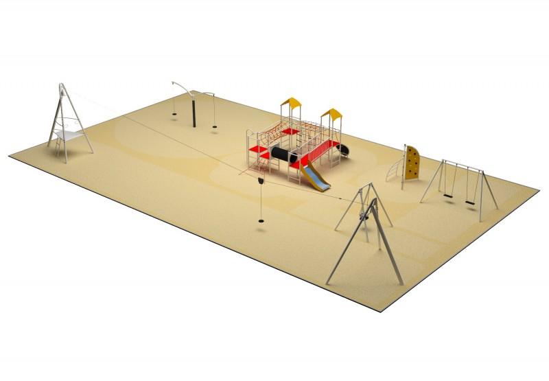 Inter-Play Spielplatzgeraete PARK layout 10