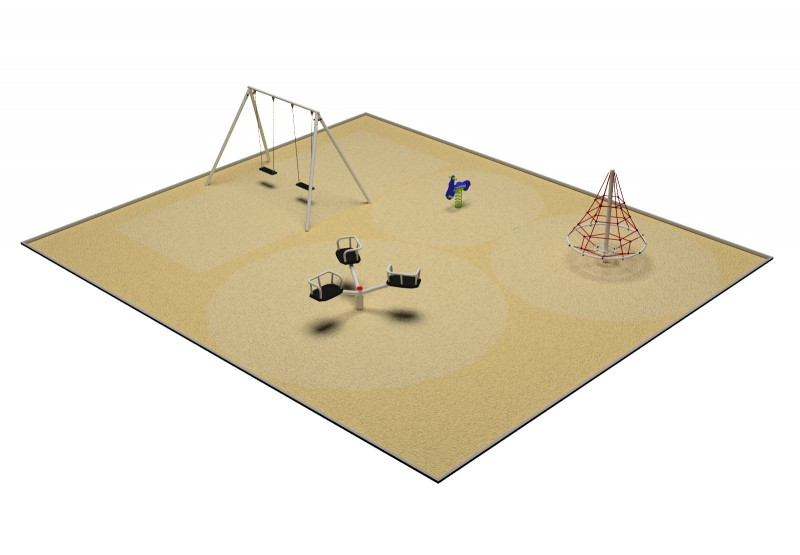 Inter-Play Spielplatzgeraete PARK layout 2