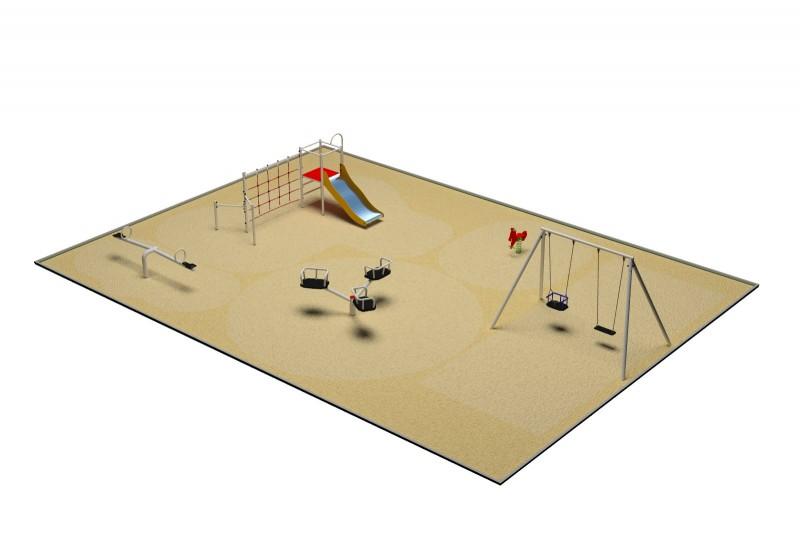 Inter-Play Spielplatzgeraete PARK layout 4