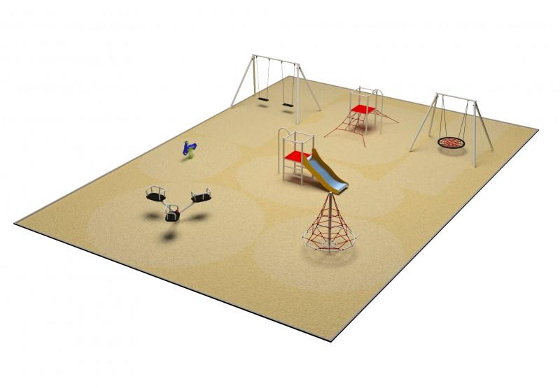 Inter-Play Spielplatzgeraete PARK layout 6