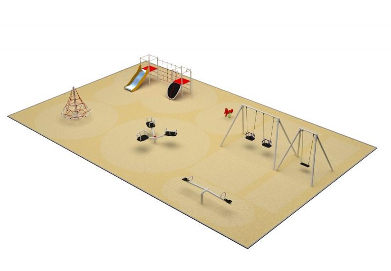 Inter-Play Spielplatzgeraete PARK layout 7
