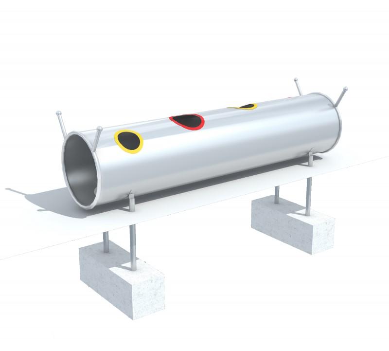 Inter-Play Spielplatzgeraete TUBO 450