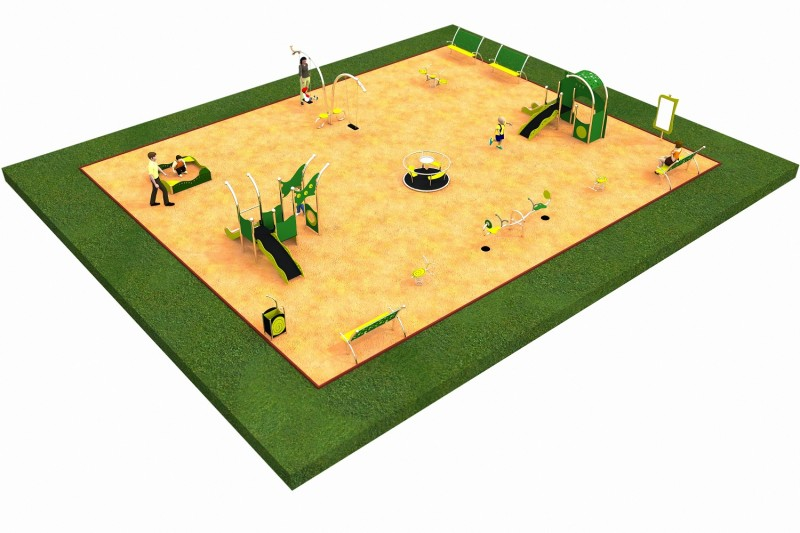 LIMAKO for toddlers layout 6 Inter-Play Spielplatzgeraete Park