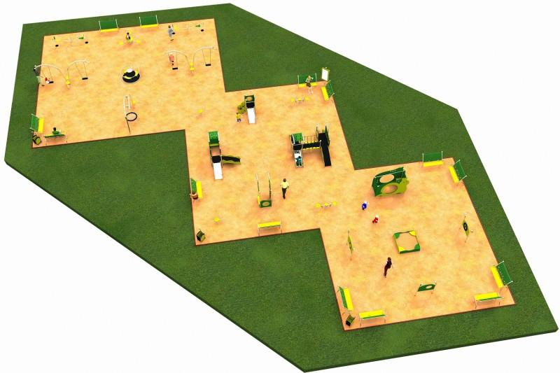 LIMAKO for toddlers layout 8 Inter-Play Spielplatzgeraete Park