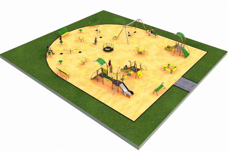 LIMAKO for kids layout 3 Inter-Play Spielplatzgeraete Park