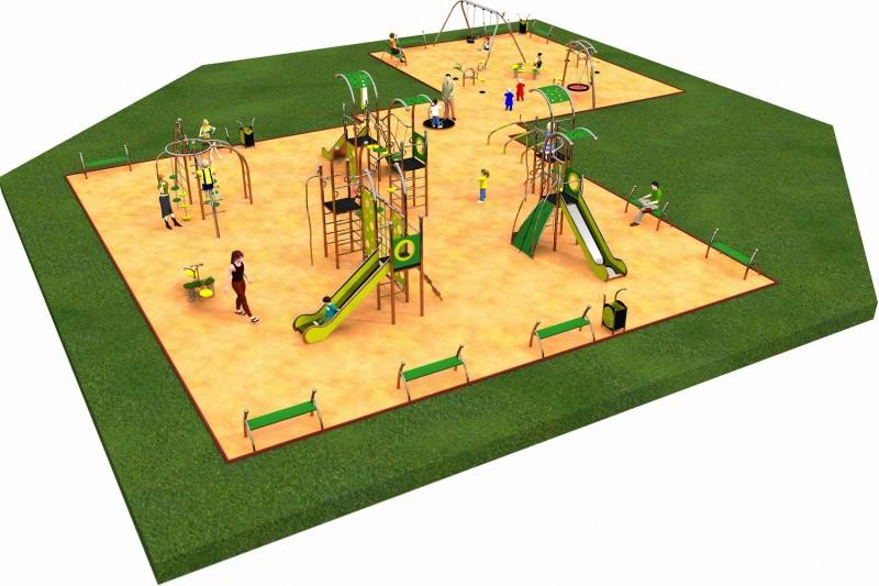 LIMAKO for teenagers layout 6 Inter-Play Spielplatzgeraete Park