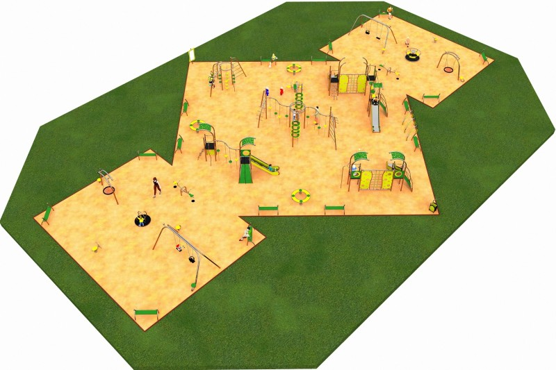 LIMAKO for teenagers layout 7 Inter-Play Spielplatzgeraete Park