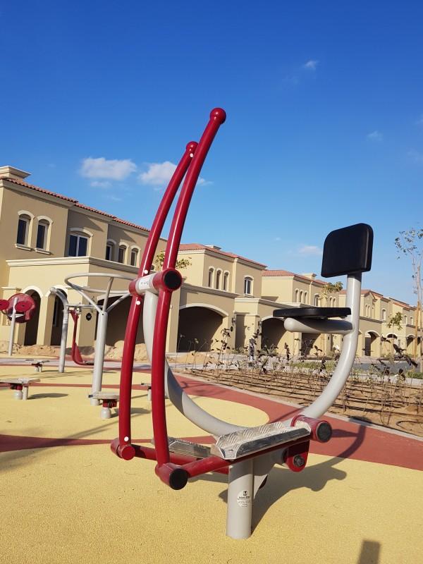 Bike II Inter-Play Spielplatzgeraete Park