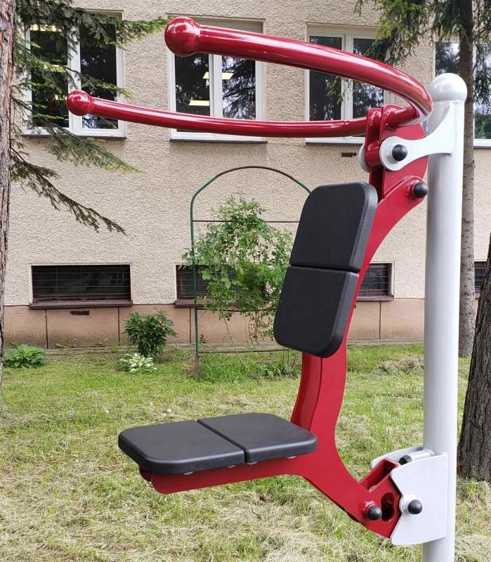 Shoulder Pull Inter-Play Spielplatzgeraete Park