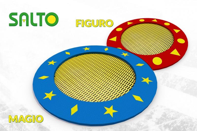 HEXO 4B Inter-Play Spielplatzgeraete Park