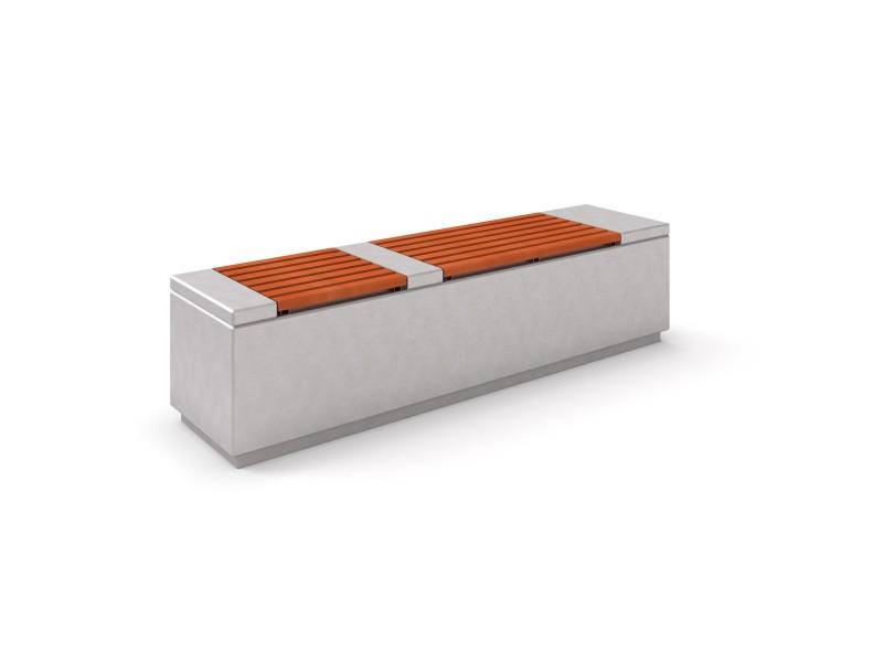 Inter-Play - DECO-Beton Sitzbank  3