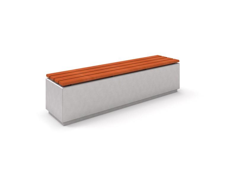 Inter-Play - DECO-Beton Sitzbank  4
