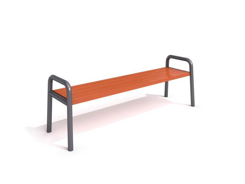 steel bench 13 Inter-Play Spielplatzgeraete