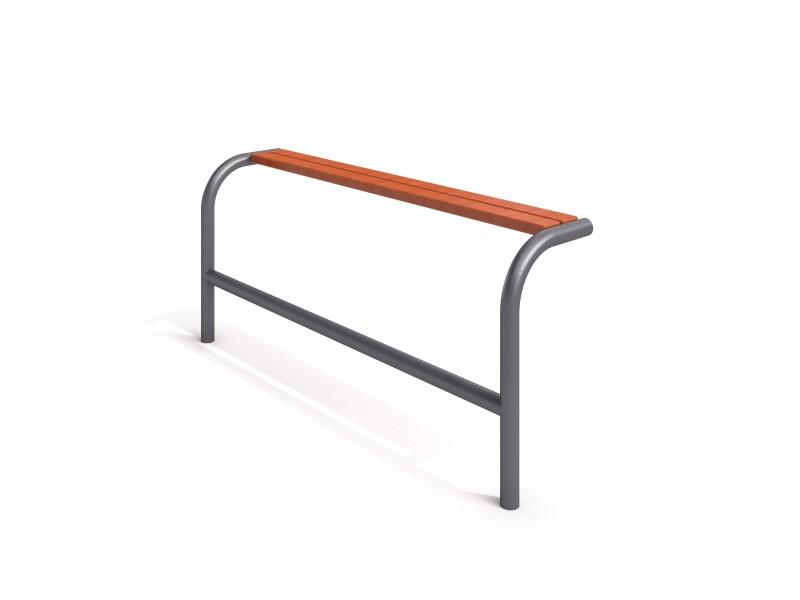 steel bench 31 Inter-Play Spielplatzgeraete