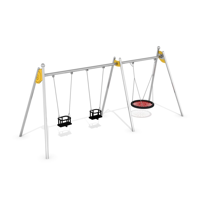 Playground Equipment for sale PENDOLO 2 Professional manufacturer
