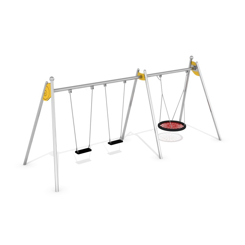 Playground Equipment for sale KOMBINO 3 Professional manufacturer