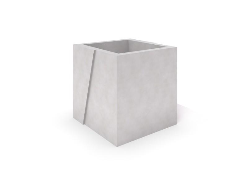 Inter-Play - DECO - Pflanzkübel Beton 01