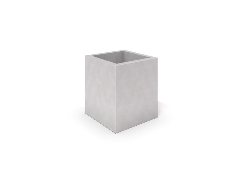 DECO - Pflanzkübel Beton 03 Inter-Play Spielplatzgeraete