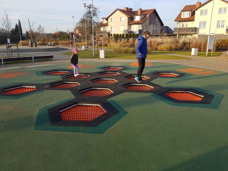 Inter-Play Playground Equipment