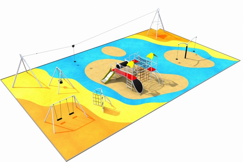 PARK layout 10 Inter-Play Spielplatzgeraete