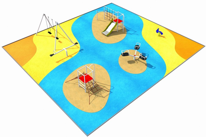 Inter-Play - PARK layout 5