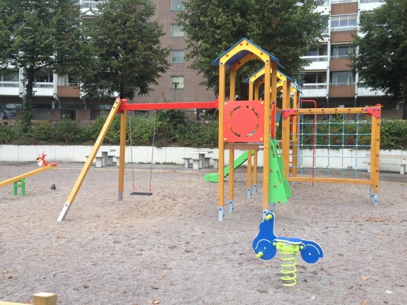 SCOOTER Inter-Play Spielplatzgeraete
