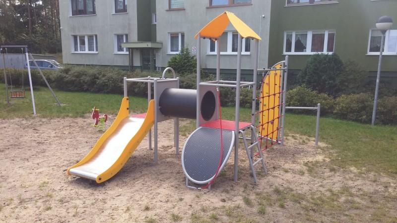 Inter-Play SpielplatzgeraeteCamellia - climbing frame