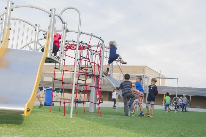 Inter-Play SpielplatzgeraeteIndus - climbing frame