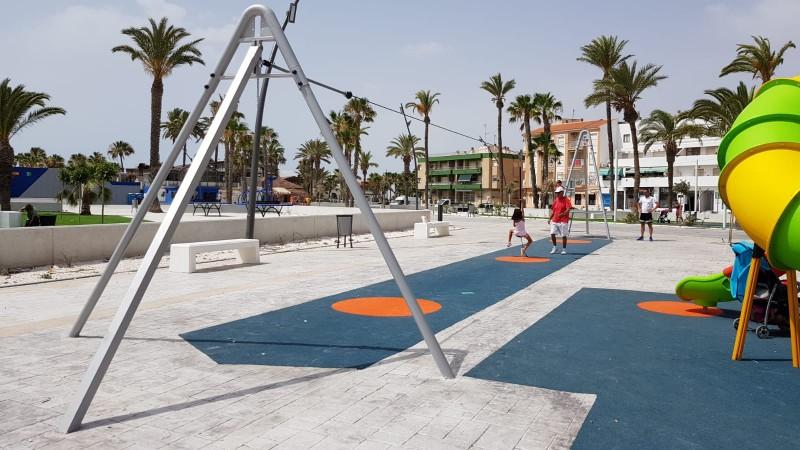 ASPEN 30m Inter-Play Spielplatzgeraete
