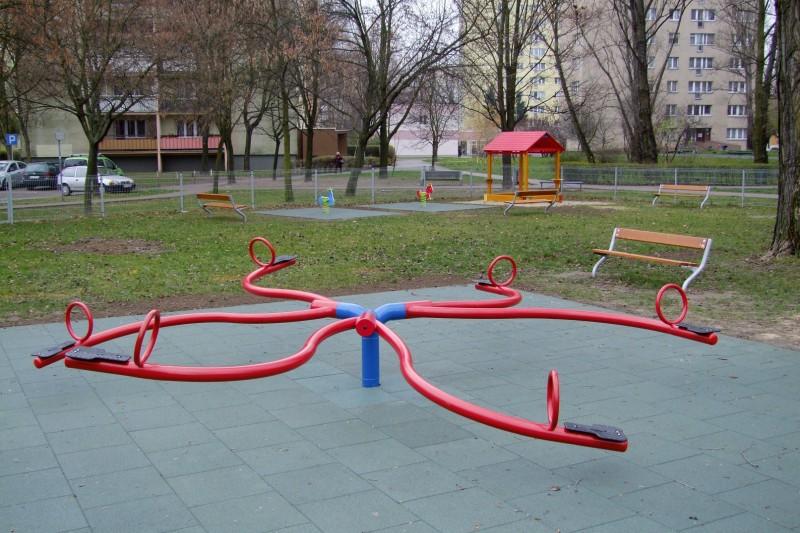 OCTOPUS Inter-Play Spielplatzgeraete