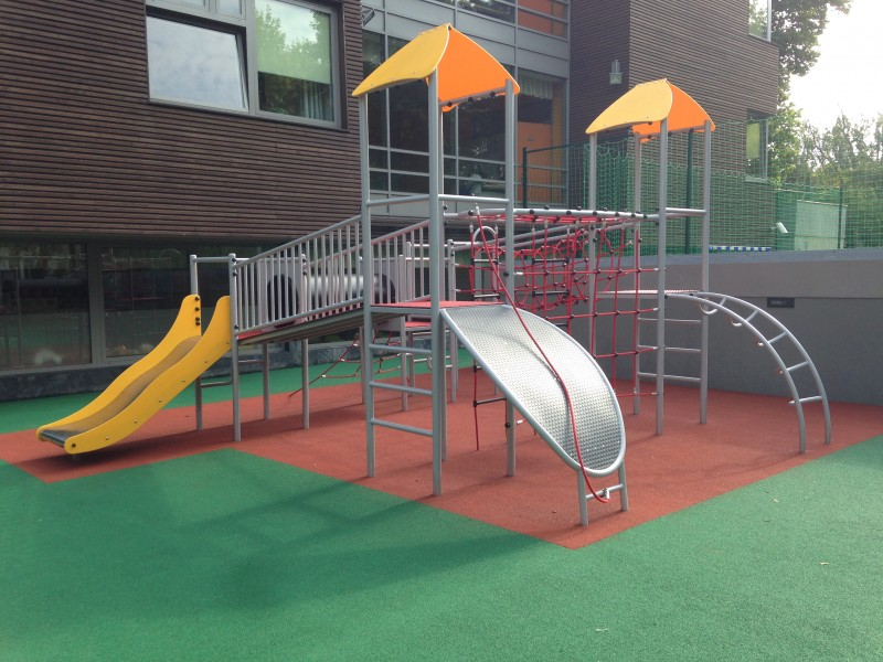 GERBERA Inter-Play Spielplatzgeraete