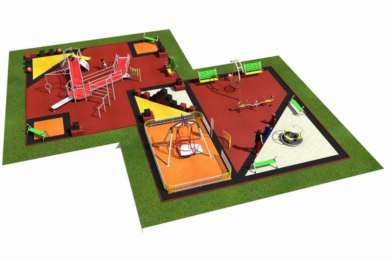INTEGRADO layout 3 Inter-Play Spielplatzgeraete