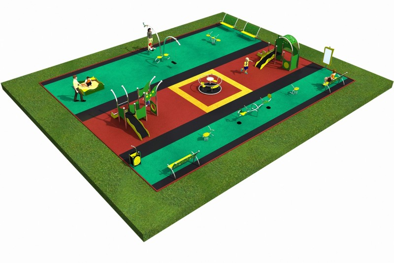 LIMAKO for toddlers layout 6 Inter-Play Spielplatzgeraete