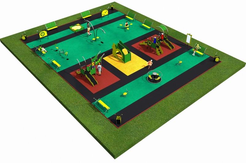 LIMAKO for toddlers layout 7 Inter-Play Spielplatzgeraete