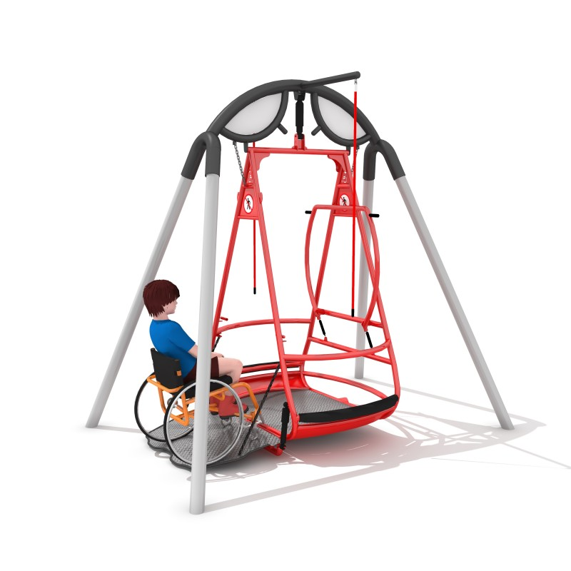 Playground Equipment for sale MIKSI 2 Professional manufacturer