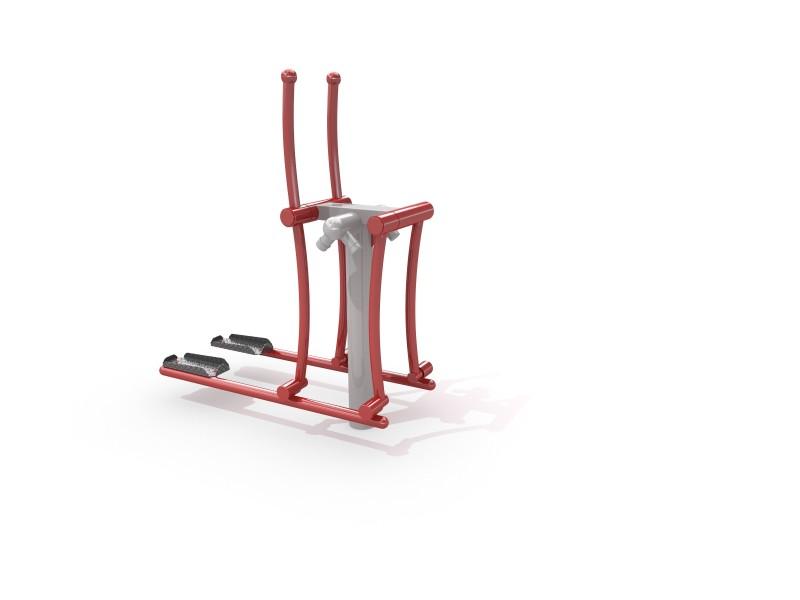 Playground Equipment for sale Doppelter Skiläufer Professional manufacturer
