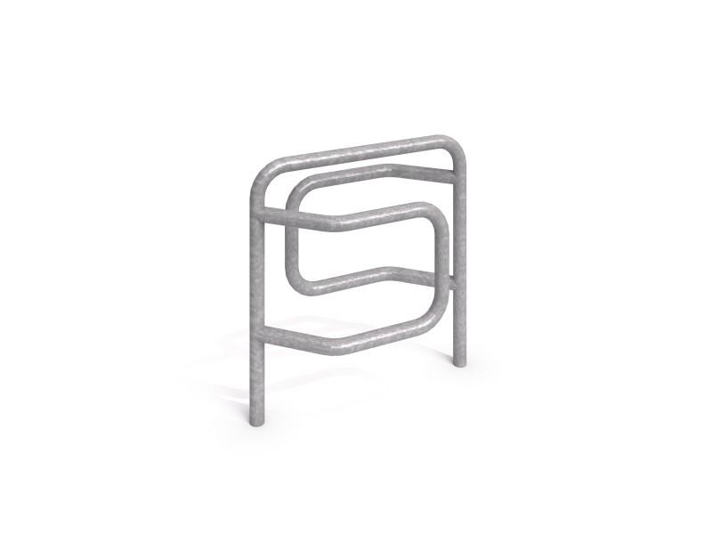 Stahl Fahrradständer 09 Inter-Play Spielplatzgeraete