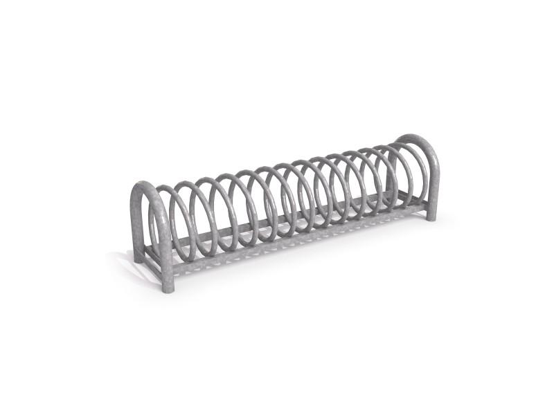 Stahl Fahrradständer 12 Inter-Play Spielplatzgeraete