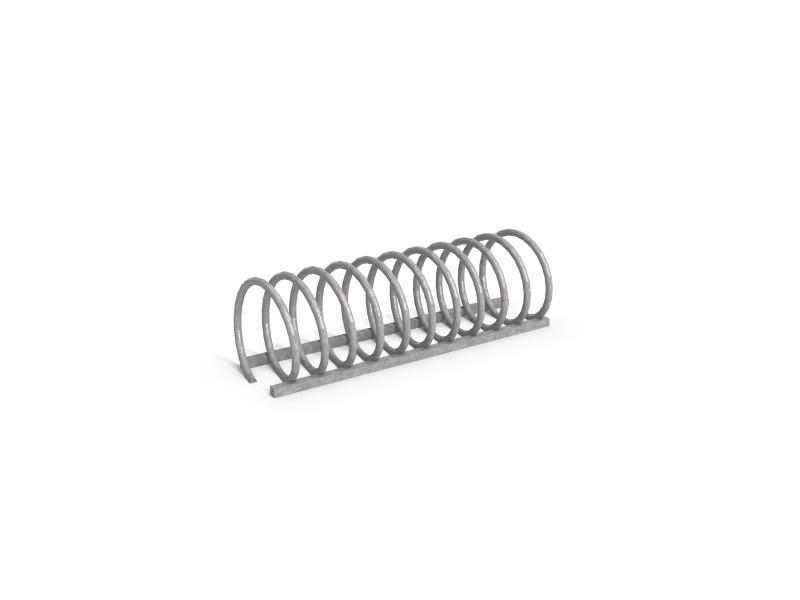 Inter-Play - Stahl Fahrradständer 13