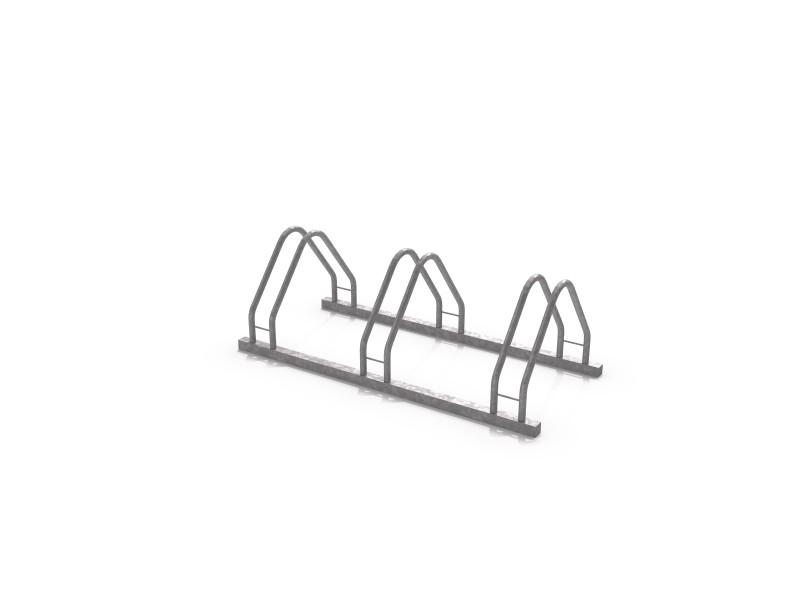 Stahl Fahrradständer 17 Inter-Play Spielplatzgeraete
